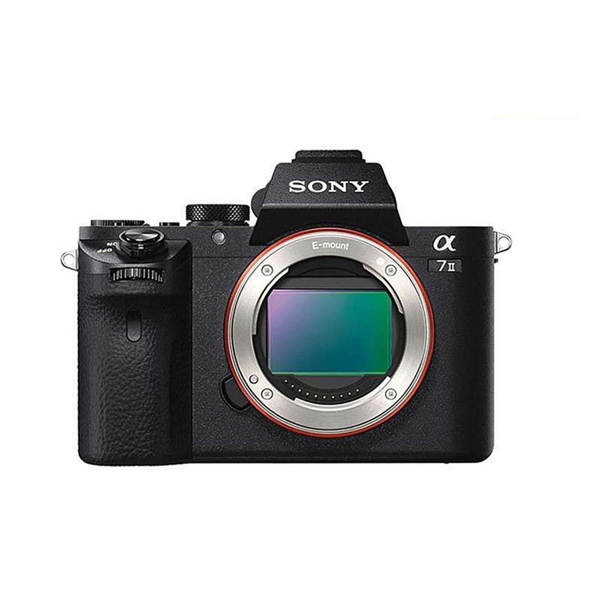 索尼A7M2数码相机单机 一次性成像相机