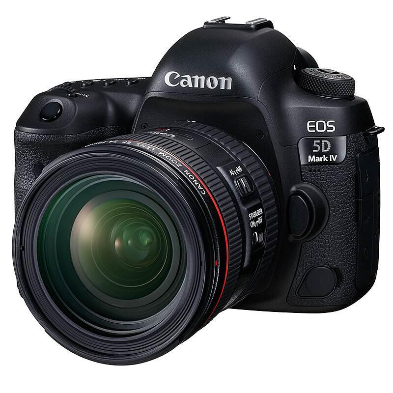 佳能 5D-Mark-IV/EF24-70/f/4L-IS-USM 数码相机 (单位:台)
