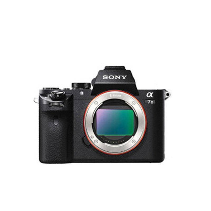 索尼LICE-7M2数码相机含FE16-35F4+膜+16G+包+清洁套装(套)