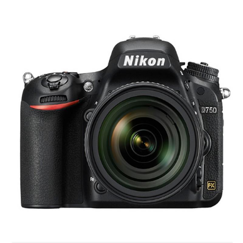 尼康D750相机黑尼康D750+尼康AF-S105mm f2.8G +闪迪256G SD卡*2+SB5000+AA电池套装+相机包(套)