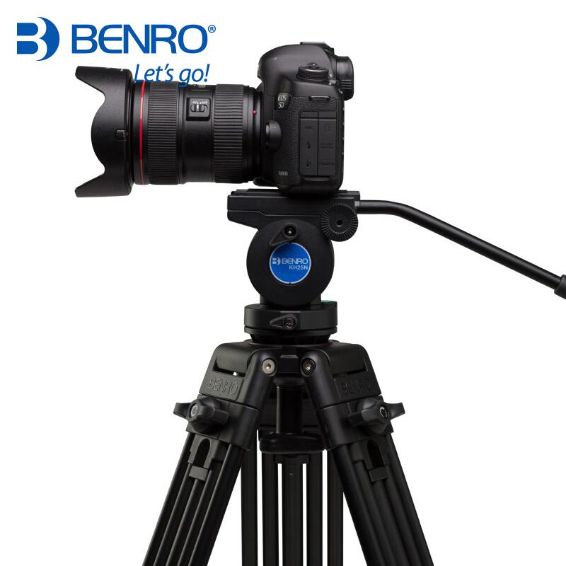 百诺KH26NL+DL06专业摄像机三脚架(单位:套)