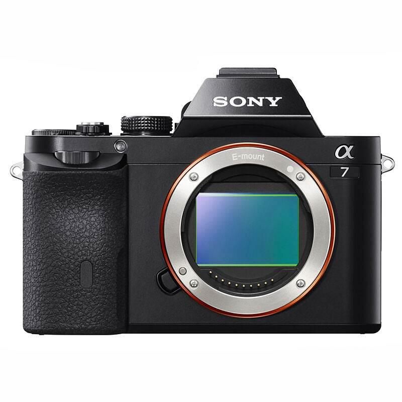 索尼 ILCE-7 相机全画幅微单不含镜头单电/微单相机  (单位:台)