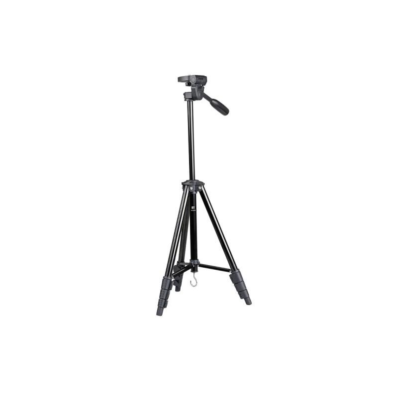 沣标微单反相机专业稳定摄影便携三脚架 小巧轻便牢固耐用 三维云台灵活操控 细节设计材质精良 旅行用 FB-QY420