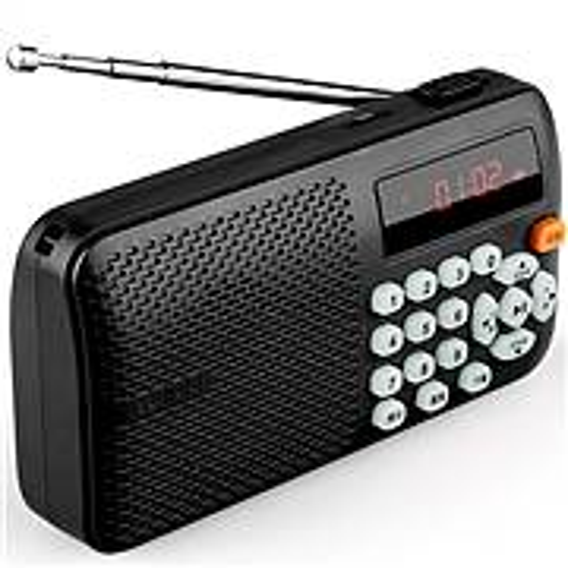 现代H11-Ⅱ收音机黑色(台)