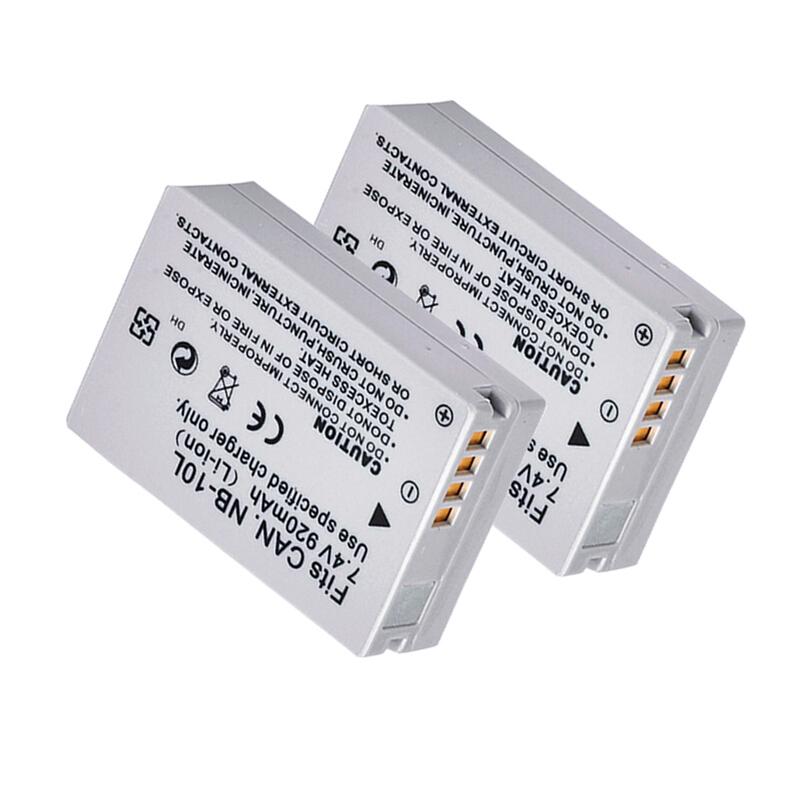 佳能NB-10L相机电池(单位:个)
