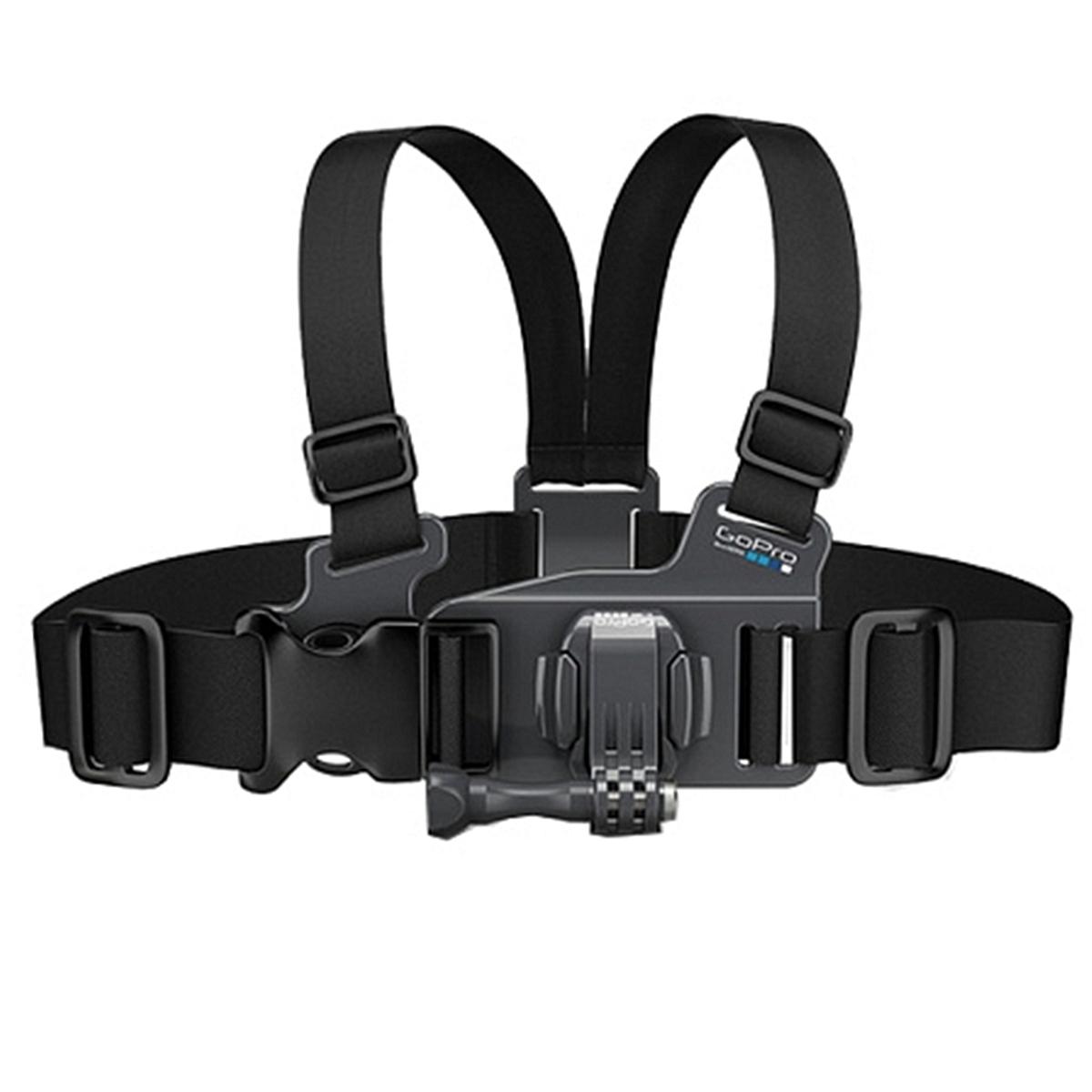 GOPRO GCHM30-001 胸部固定肩带相机包 260克 (单位:个) 黑色
