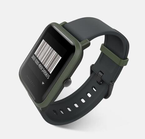 AMAZFIT 米动手表青春版 户外手表 心率/GPS手表(块)
