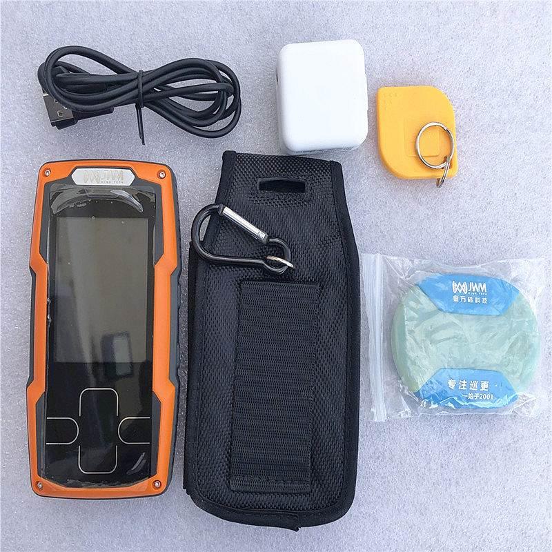 金万码GPS智能电子巡检仪套装(含地点卡30、人员卡3、夜光标签30张)(台)