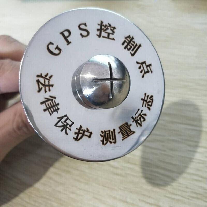 冠宏不锈钢 长度10cm帽直径6cmGPS控制点钉(套)