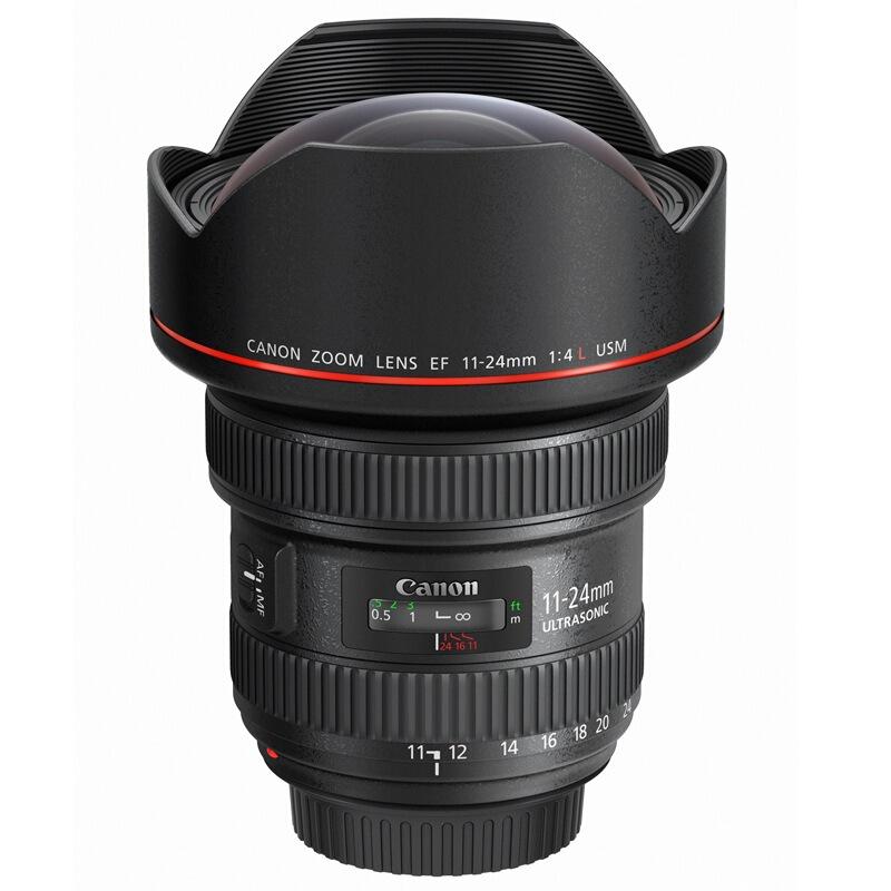 佳能 EF11-24MMF/4L-USM单反镜头广角变焦(台)
