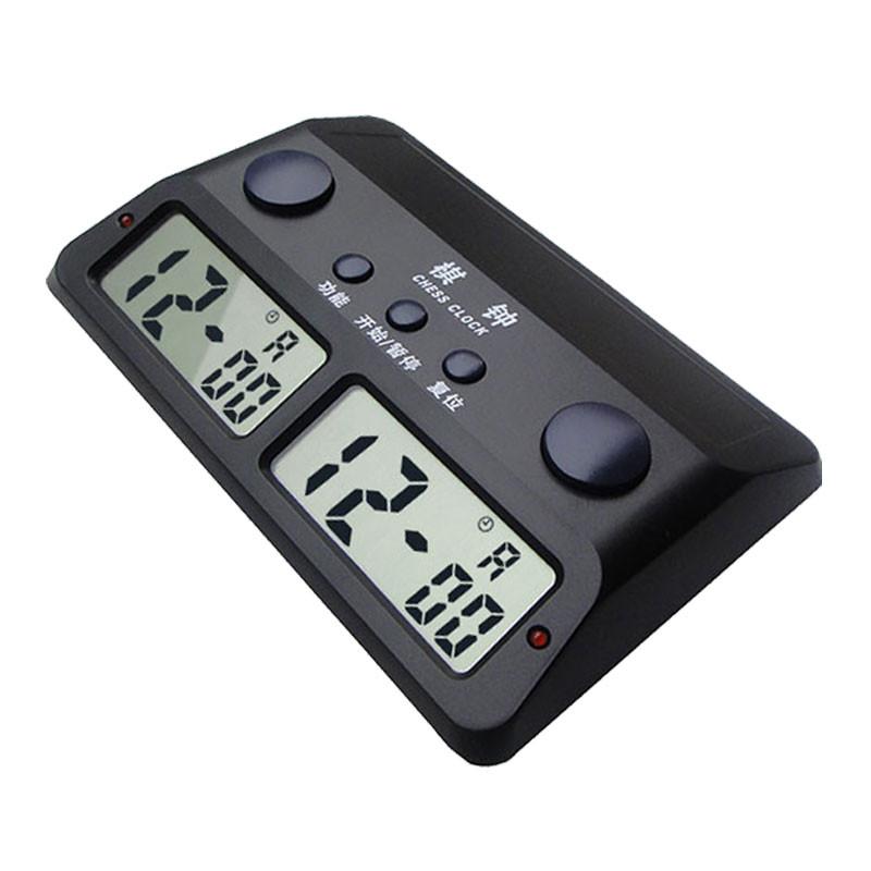 追日PS-383多功能象棋钟围棋钟比赛计时器 黑色(个)