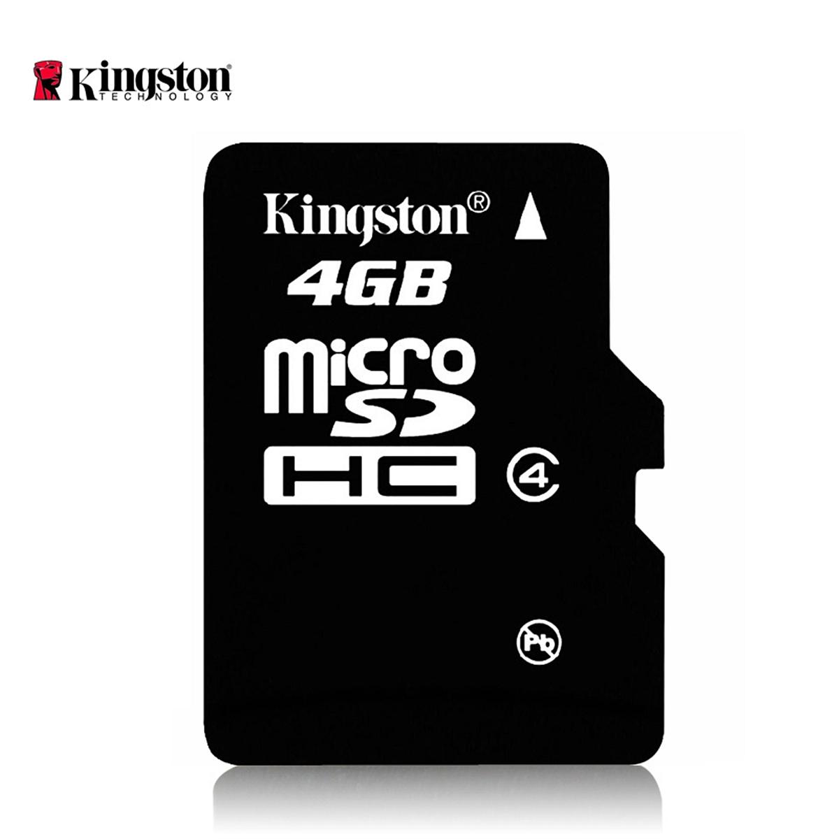 金士顿SDC4/4GBIN/TF卡存储卡(张)