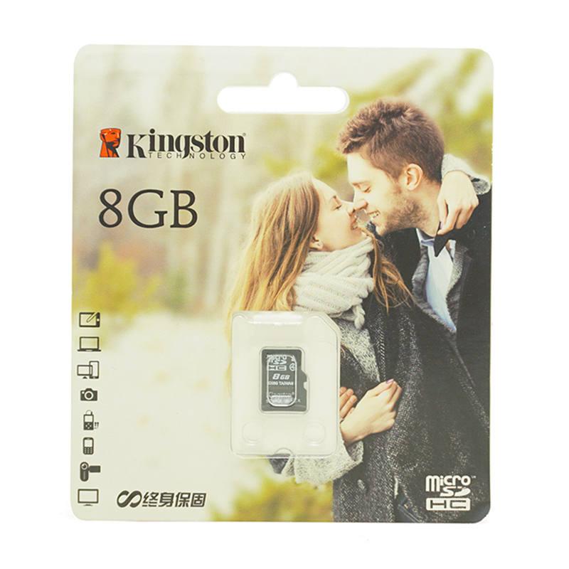 金士顿 SDC4 TF卡存储卡 8G (单位:张)