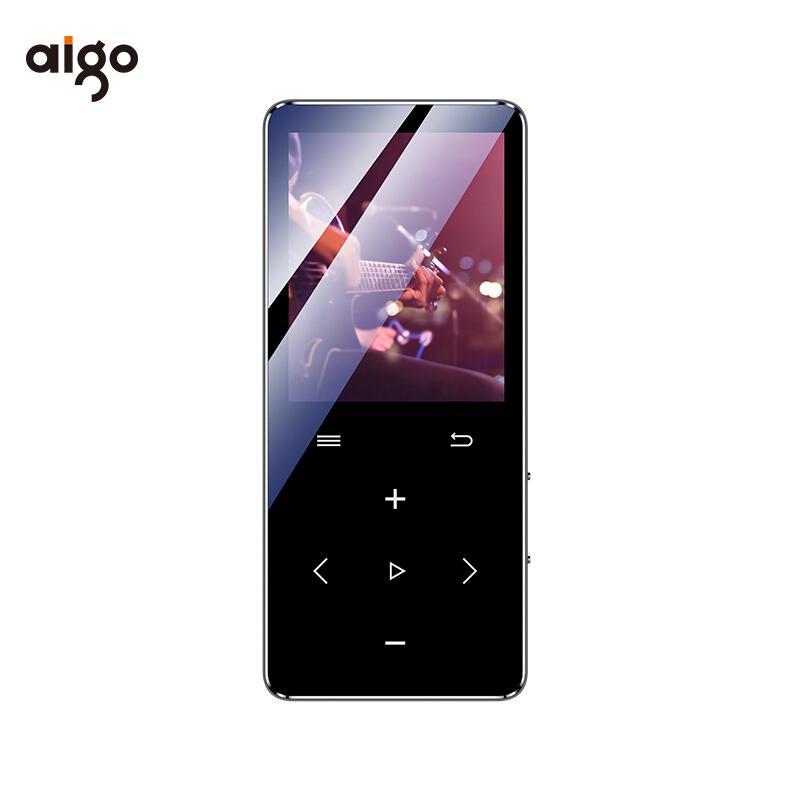 爱国者(aigo)?MP3-501?数码播放器?MP3音乐播放器?灰色(个)