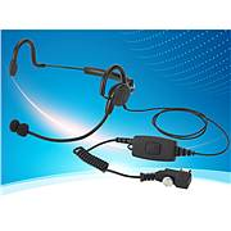 帕赛尔 耳麦终端配套-轻型后挂式耳麦适用:EP820/EP681/EP631S/EP631(单位:个)