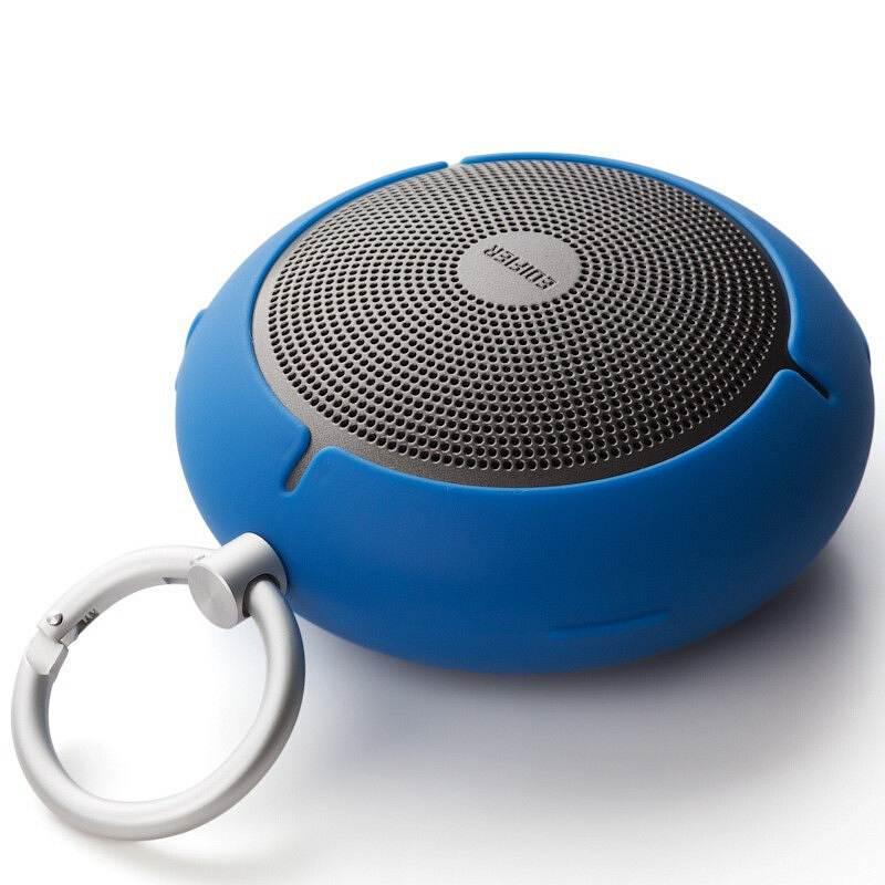 漫步者 M100 音箱蓝色便携插卡 (单位:个)