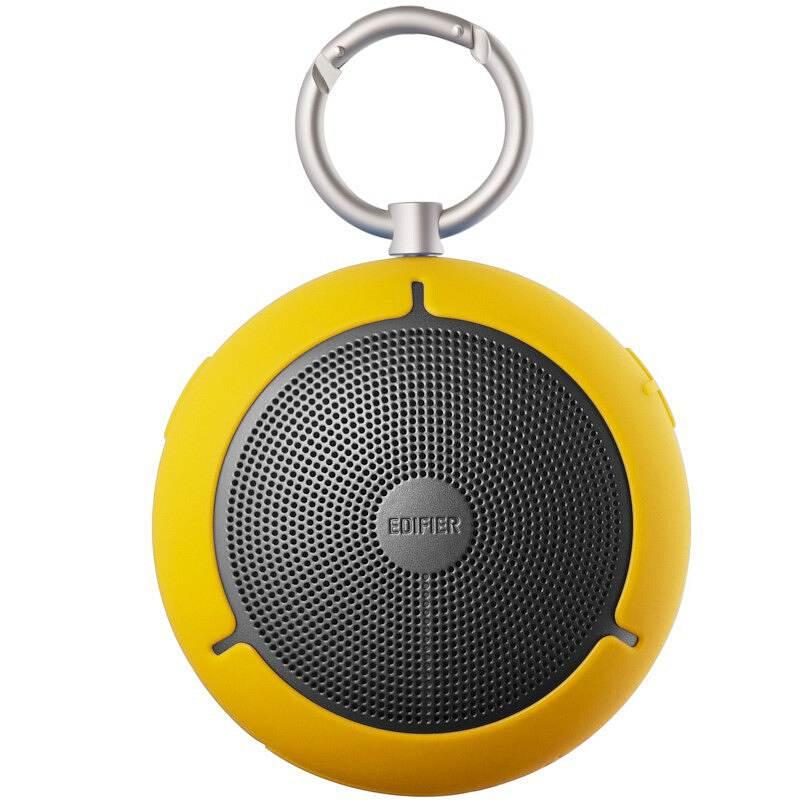 漫步者 M100 便携式插卡音箱黄色 (单位:个)
