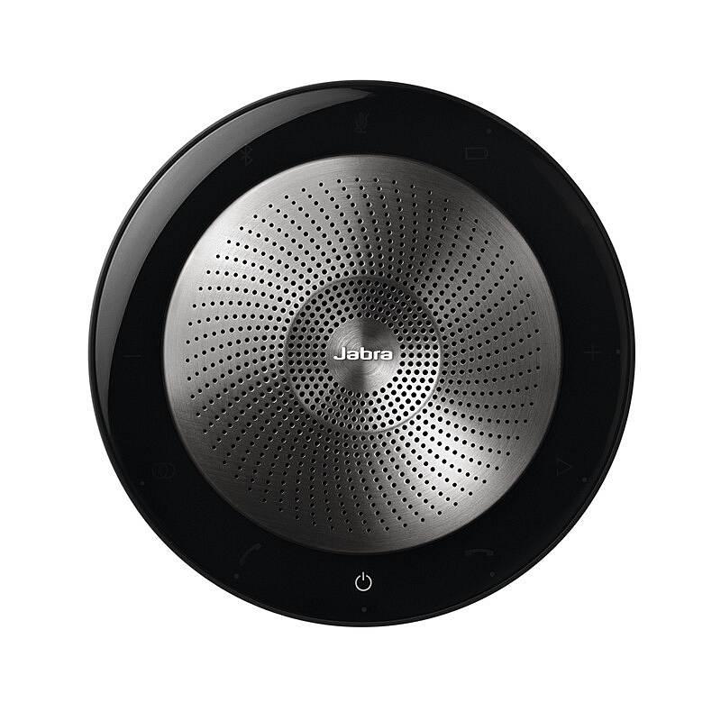 捷波朗 Speak710MS  视频会议全向麦克风扬声器 黑色 (单位:个)
