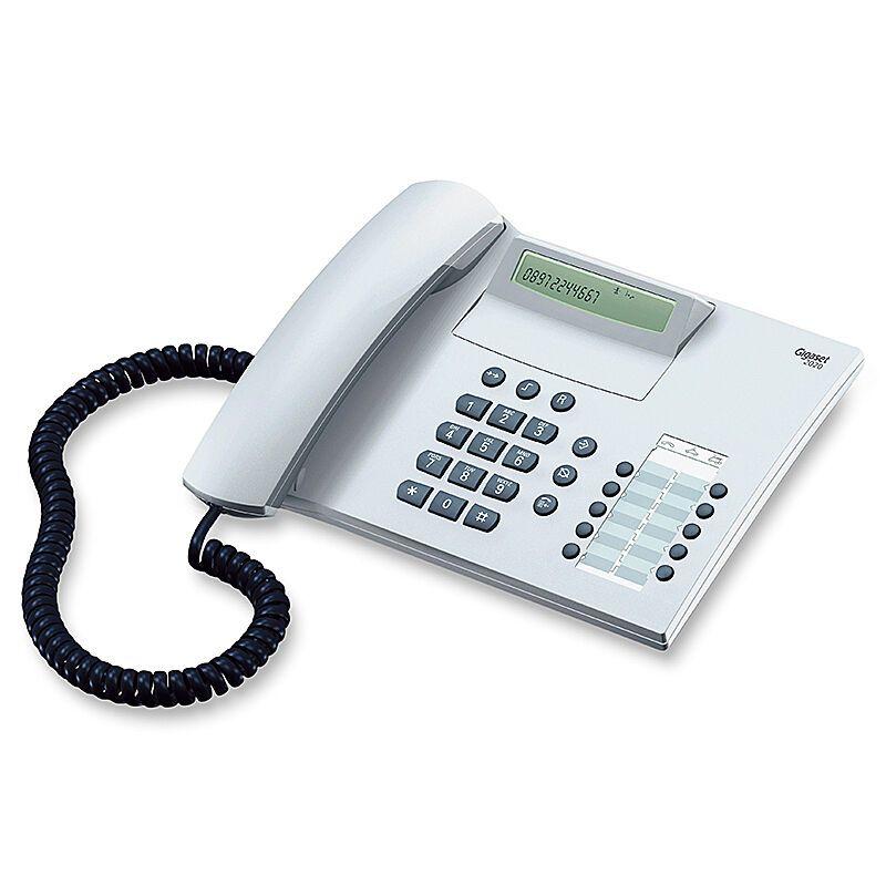 集怡嘉HCD8000(1)P/TS(2020)商务办公电话机白色(台)