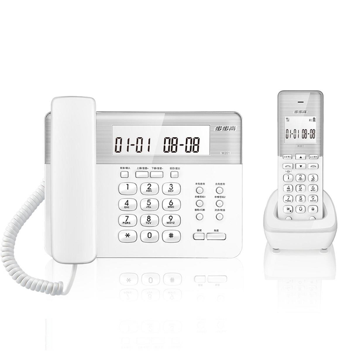 步步高 w201 电话机  (单位:个)