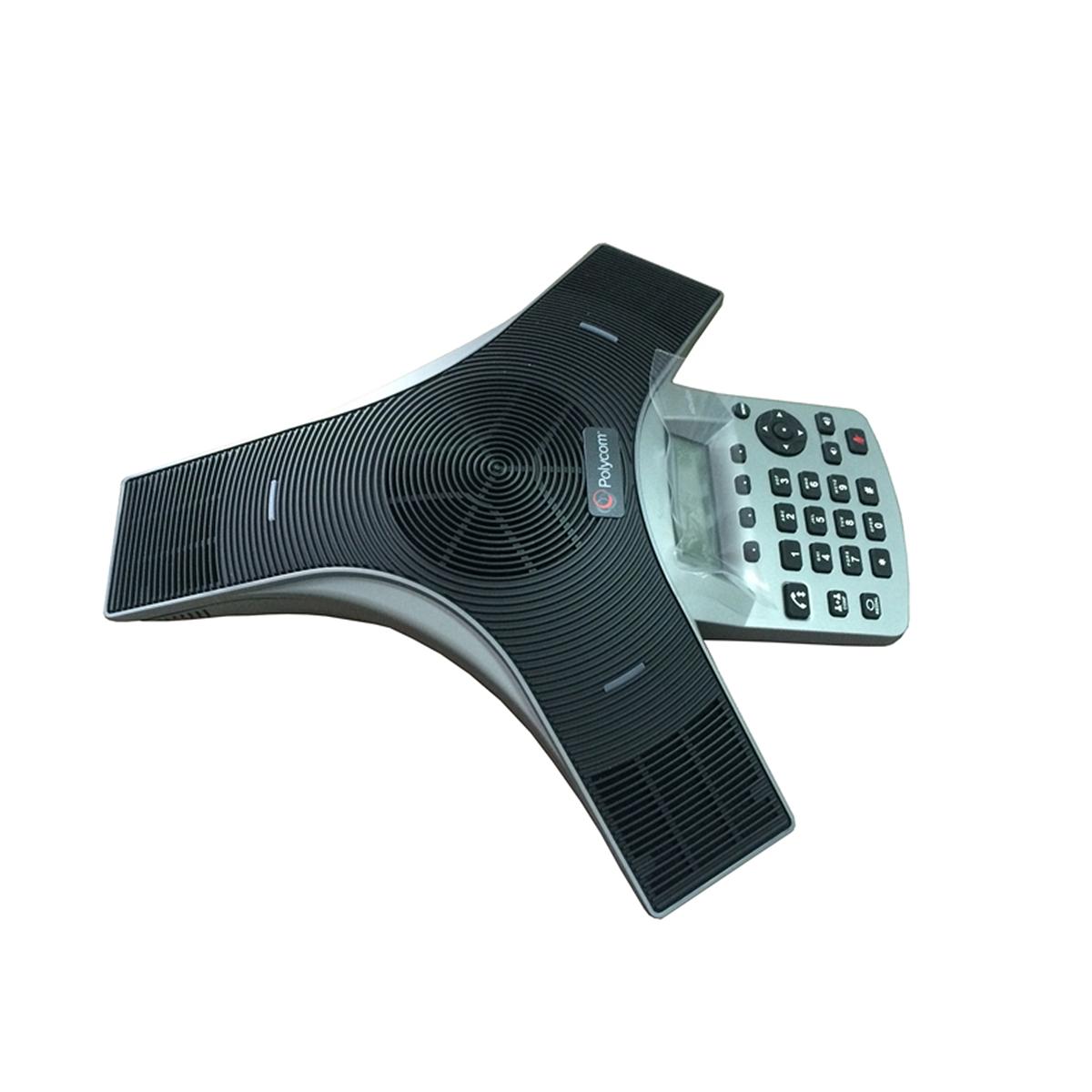 宝利通 SS DUO 标准型双模会议电话 248*38 (单位:台)