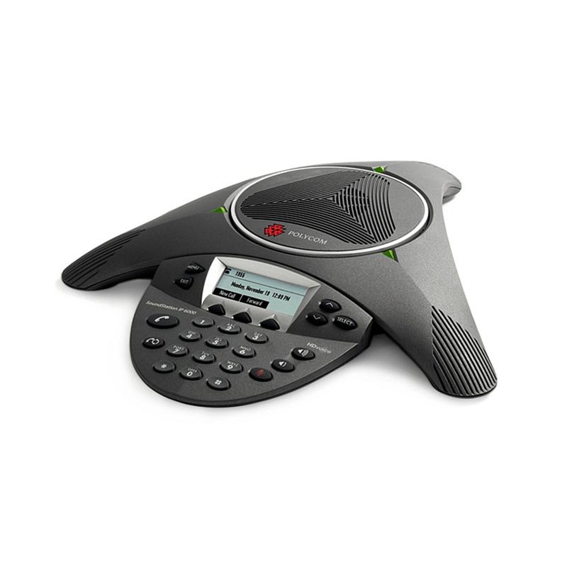 宝利通SoundStation-IP6000音频会议电话机(台)