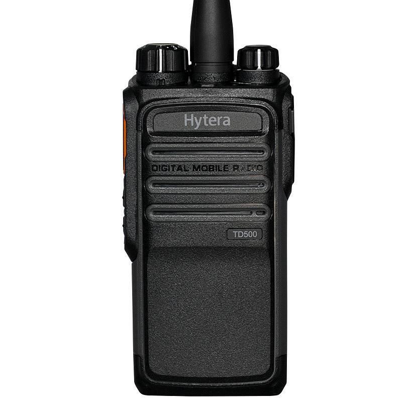 海能达TD500对讲机黑(台)