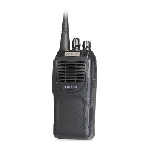 海能达TC700非防爆对讲机黑色(台)