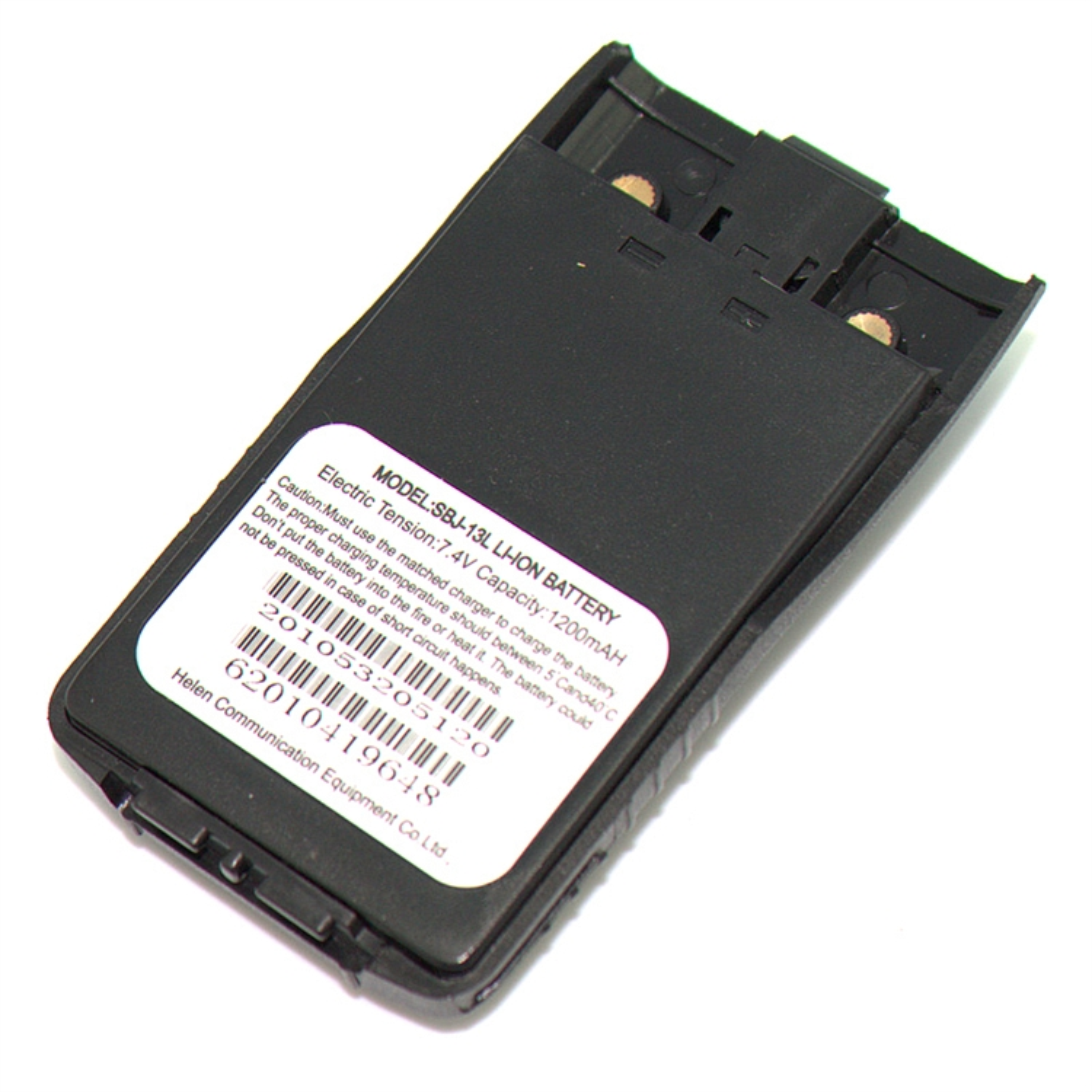摩托罗拉(凯益星) SMP818 电池1200毫安锂 (单位:块)