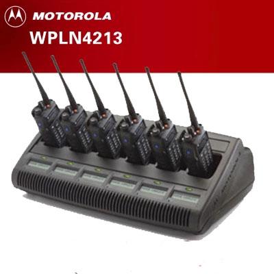 摩托罗拉 WPLN4213-IMPRES 六联充电器 (单位:台) 黑色