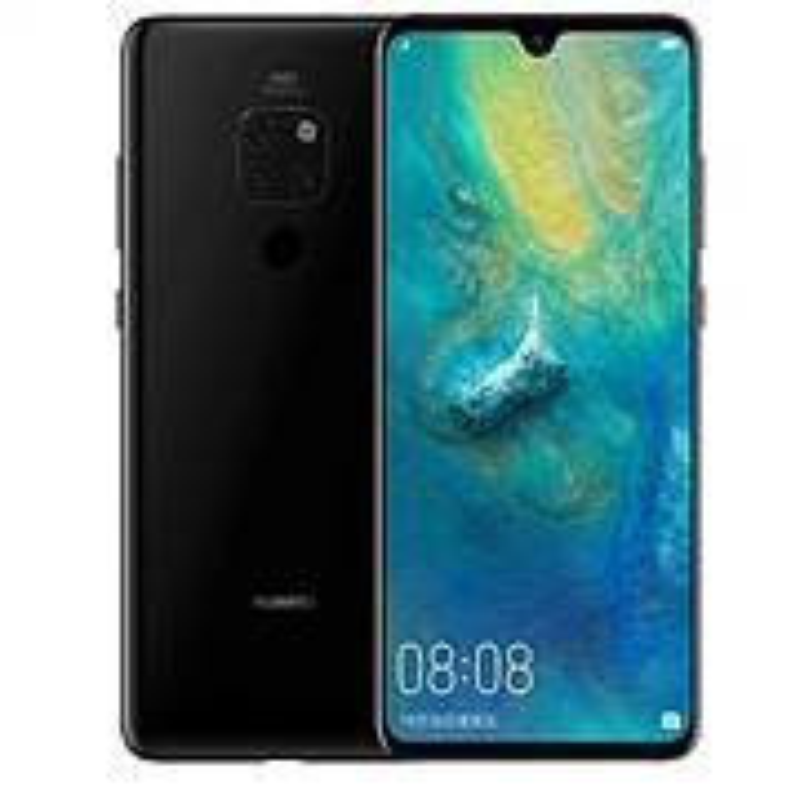 华为 mate20 手机亮黑色6GB+64GB全网通版双4G(单位:台)