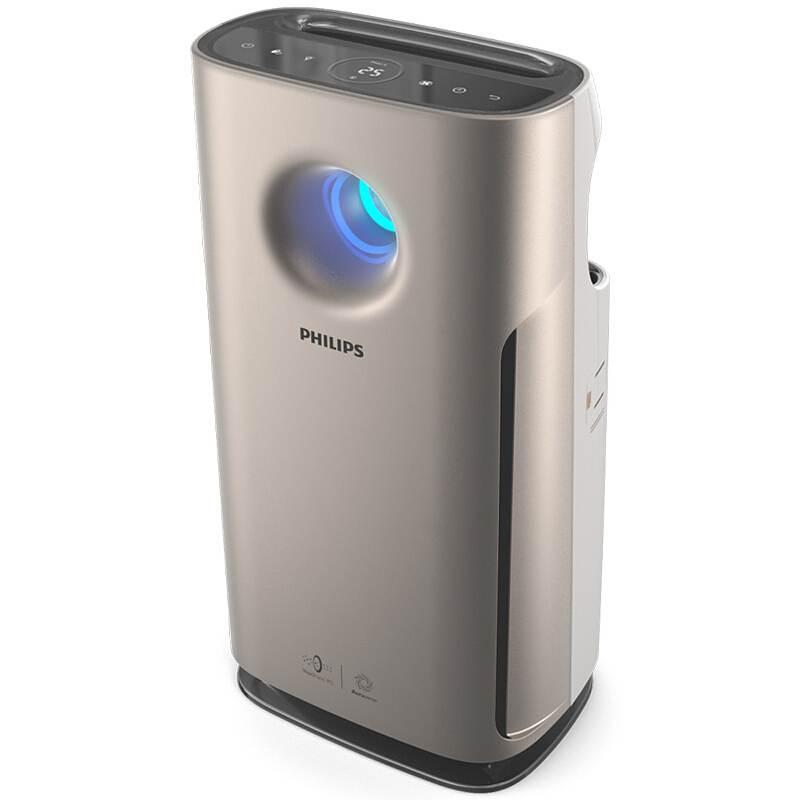 飞利浦 AC3254 空气净化器除甲醛除雾霾除过敏原除细菌 (单位:台) 香槟色