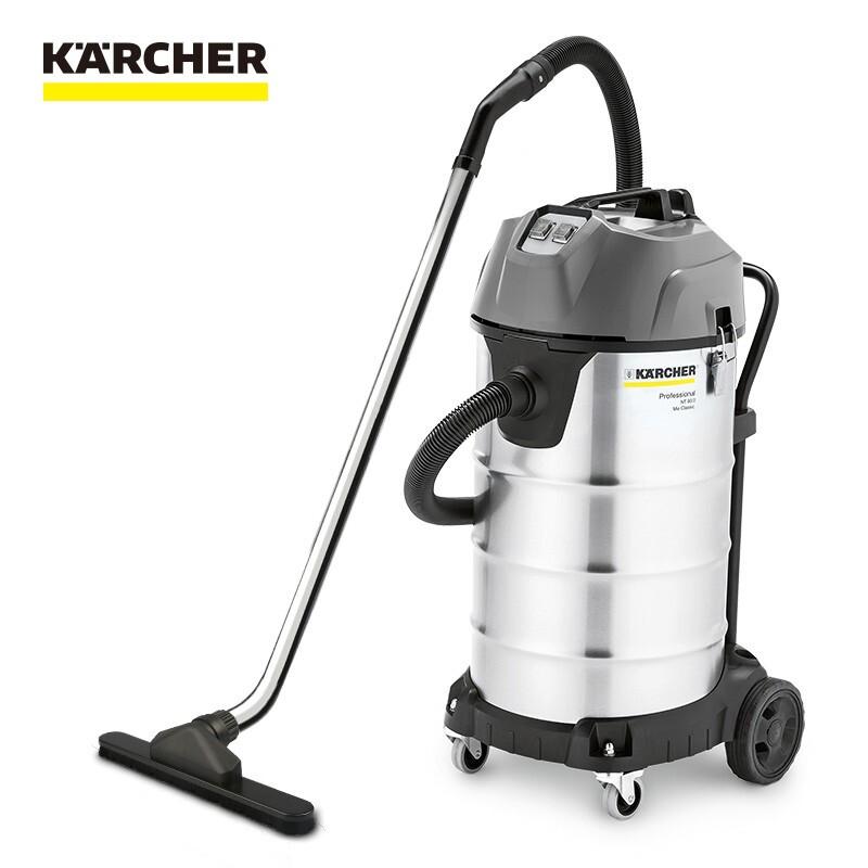卡赫(KARCHER)NT90/2 干湿两用吸尘器(台)