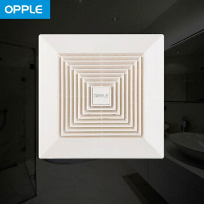欧普(OPPLE)HQS-QF-BPT15-34A  十二寸全塑换气扇 排风扇(个)不包安装