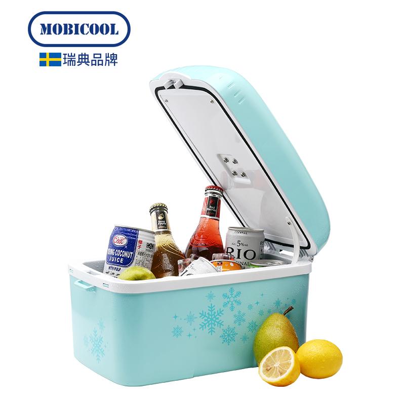 美固(MOBICOOL)U06 6.2L 车载 冰箱(台)蓝色