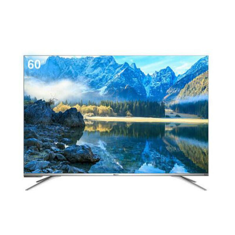 海信(Hisense)HZ60A70 60英寸 4K 二级能效 智能网络 平板电视(台)凯撒银