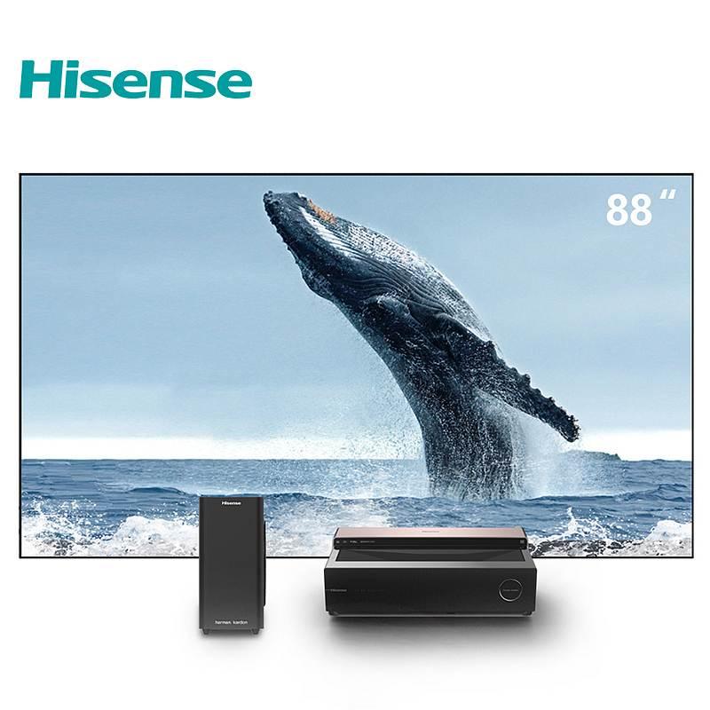 海信(Hisense)88L6 88英寸 4K 激光电视(台)