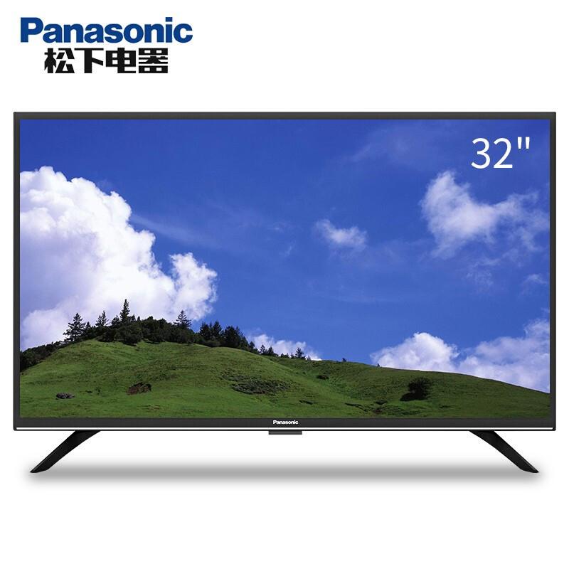 松下(Panasonic)TH-32E580C 32寸 2K 液晶平板电视机(台)黑色