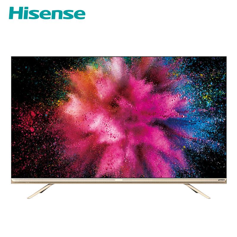 海信(Hisense)HZ55A77E 55英寸 4K 智能液晶电视机(台)黑色