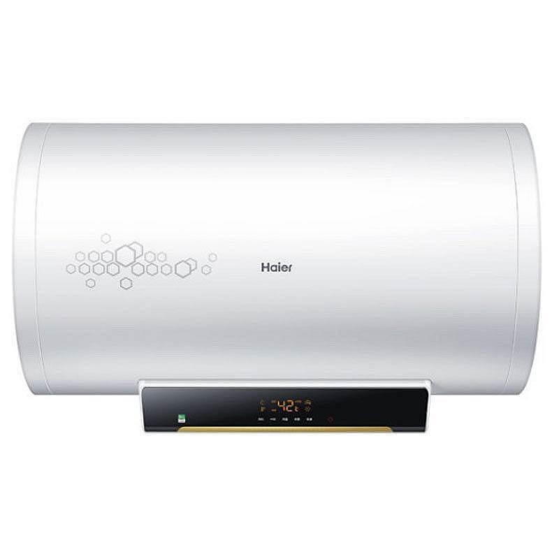 海尔(Haier)ES60H-J5(E) 60L 1000/2000/3000W 一级能效 健康抑菌 无线遥控 横式电热水器(台)白色