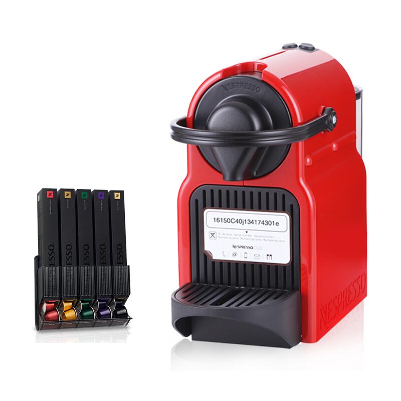 雀巢奈斯派索C40/D40全自动咖啡机胶囊咖啡机(台)
