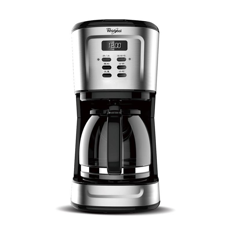 惠而浦 WCM-JM1502 咖啡机 黑色 (单位:台)