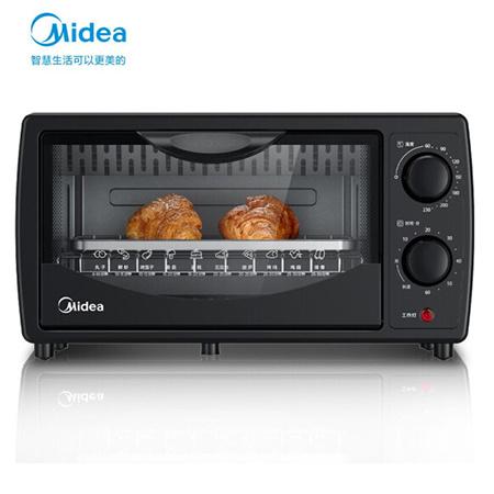 美的电烤箱PT1011(单位:台)