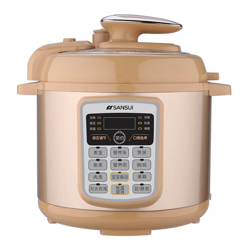 山水 JM-SYL8800 电压力锅 金 (单位:台)