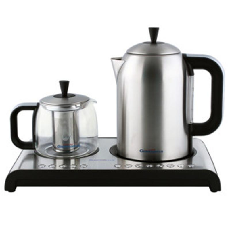 佐曼GTM-012TT-D1T电热水壶玻璃煮茶器(套)