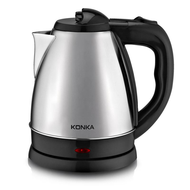 康佳(KONKA) 电水壶1.8升KGSH-712 乐源壶 额定功率:1500W   额定容量:1.8L  (单位:台)