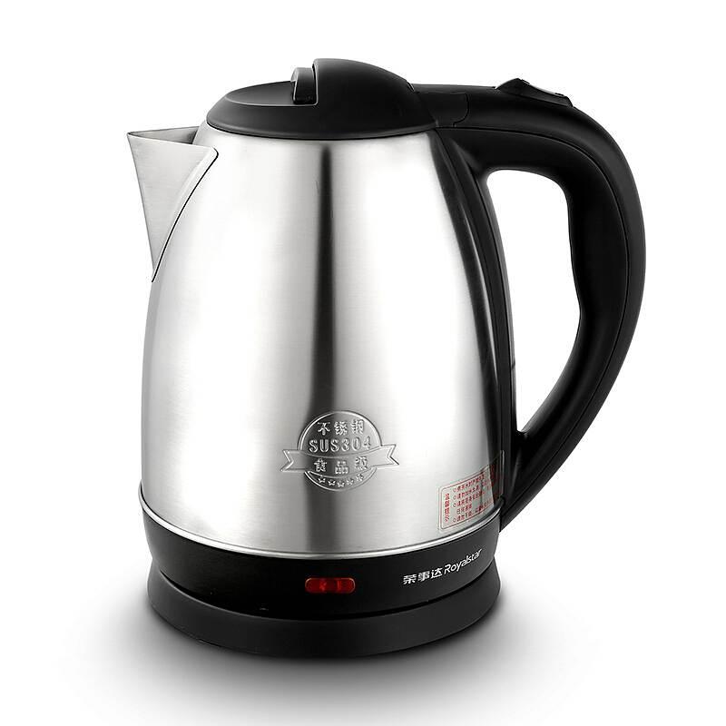 荣事达(Royalstar)G1852 1.8L 电热水壶(台)银色