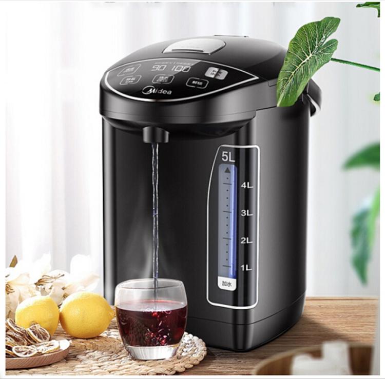 美的(Midea)电热水瓶热水壶 5L十段温控电水壶 MK-SP50Power302 (台)