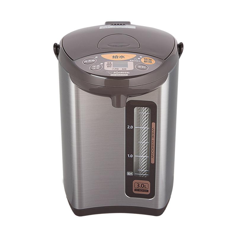 象印 CD-WDH30-HM 电热水瓶 灰色 3L (只)