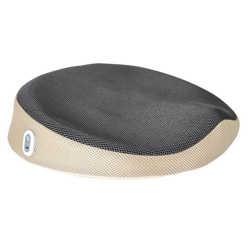 和正 HZ-AMD-1按摩座垫灰产品材质:聚氨酯+鸟眼布产品尺寸: 43x38.5x10cm电池容量: 300mA  (单位:台)